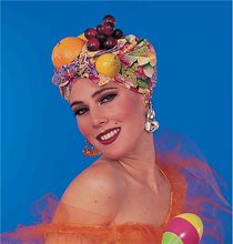 Picture of Latin Lady Headpiece Hat