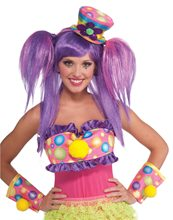 Picture of Circus Sweetie Mini Top Hat