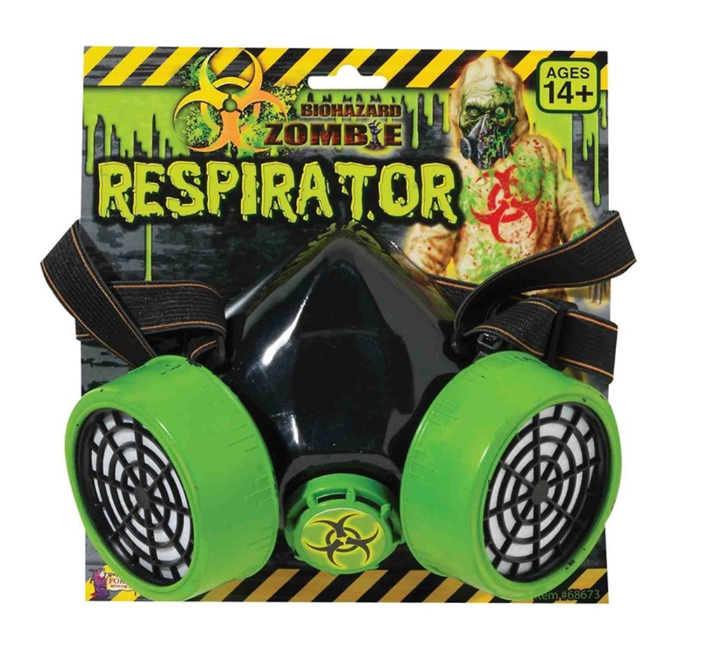 Picture of Biohazard Respirator Mask