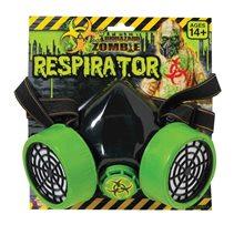 Picture of Biohazard Respirator Mask