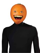 Picture of Annoying Orange Latex Mask
