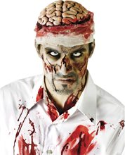 Picture of Zombie Brains Headpiece Adult