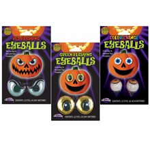 Picture of Light-Up Pumpkin Eyeballs (More Styles)