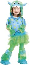 Picture of Monster Miss Toddler Costume