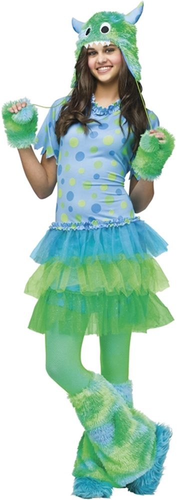 Picture of Monster Miss Juniors Costume