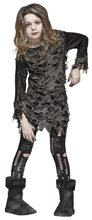 Picture of Walking Zombie Girl Child Costume