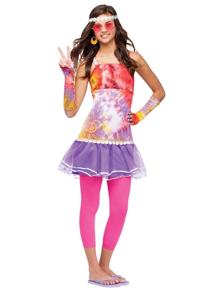 Picture of Age Of Aquarius Teen Costume