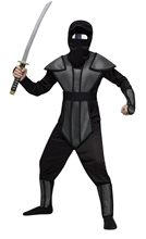 Picture of Haunted Mirror Ninja Child & Teen Costume