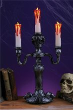 Picture of Haunted LED Candelabra 14in