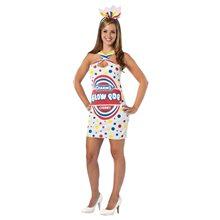 Picture of Blow Pop Teardrop Dress Adult Womens Costume