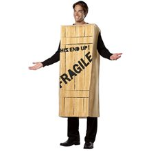 Picture of A Christmas Story Fragile Crate Adult Mens Costume