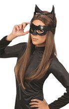Picture of Catwoman Dark Knight Adult Mask Goggles