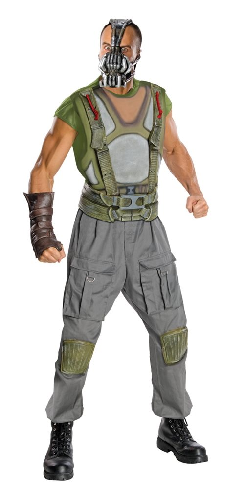 Picture of Bane Dark Knight Rises Deluxe Adult Mens Costume