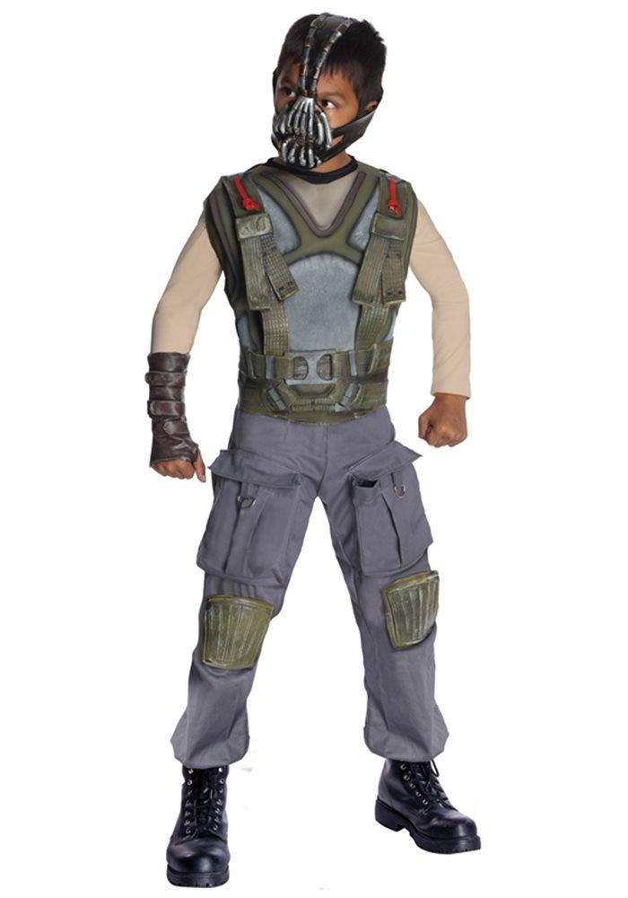 Picture of Bane Dark Knight Rises Deluxe Child Costume