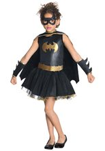 Picture of Batgirl Tutu Dress Child Costume