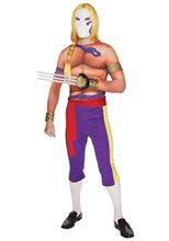 Picture of Street Fighter Super Vega Adult Mens Costume