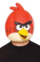 Picture of Angry Birds Red Bird Latex Mask