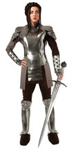 Picture of Snow White Armour Womens Costume