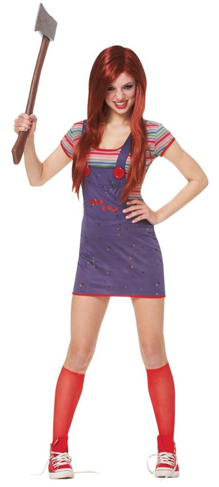 Picture of Sassy Seed of Chucky Teen Costume
