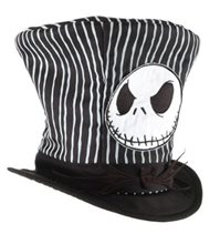 Picture of The Nightmare Before Christmas - Jack Top Hat Adult