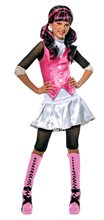 Picture of Monster High Draculaura Girl Costume