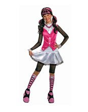 Picture of Monster High Deluxe Draculaura Girls Costume