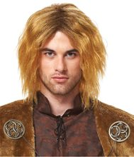 Picture of Honey Blonde Medieval King Wig