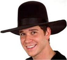 Picture of Deluxe Amish Felt Hat