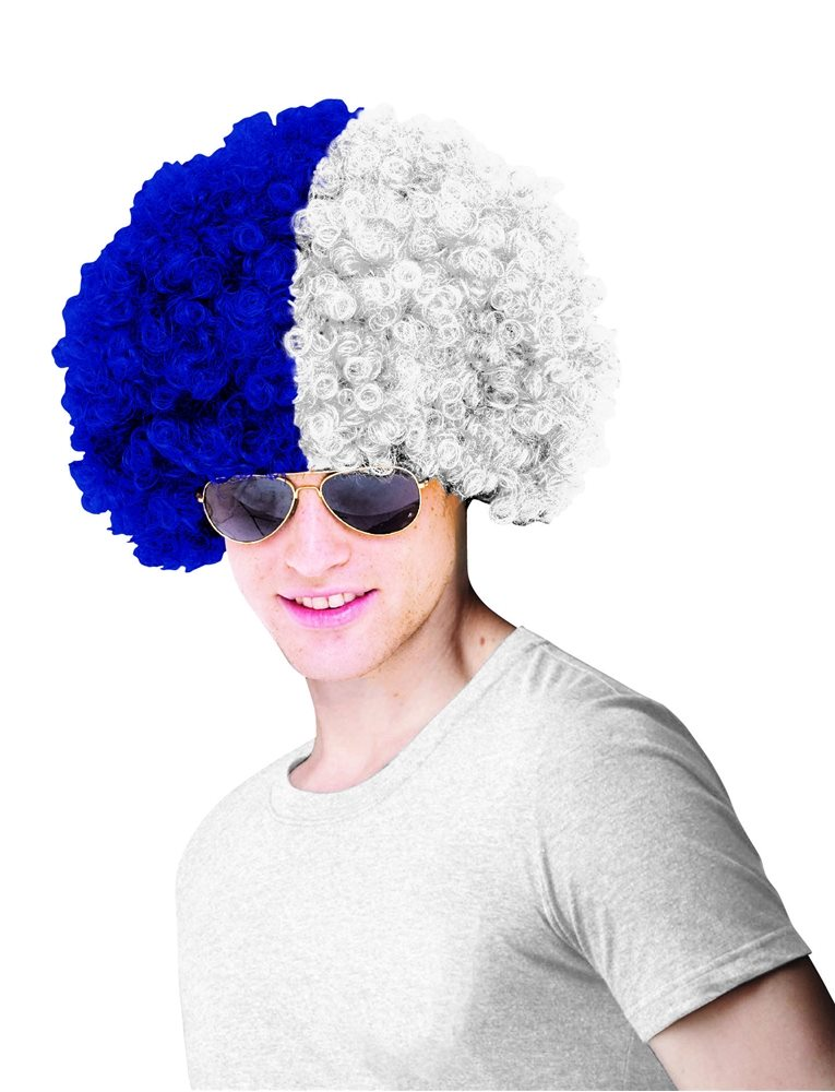 Picture of Los Angeles Dodgers Costume Wig Adult