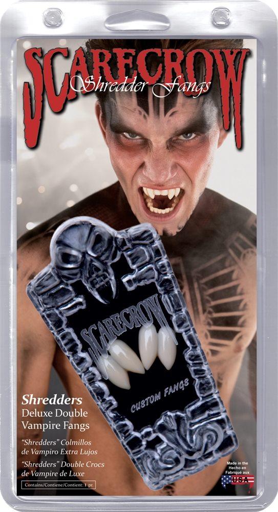 Picture of Shredders Deluxe Double Vampire Fangs