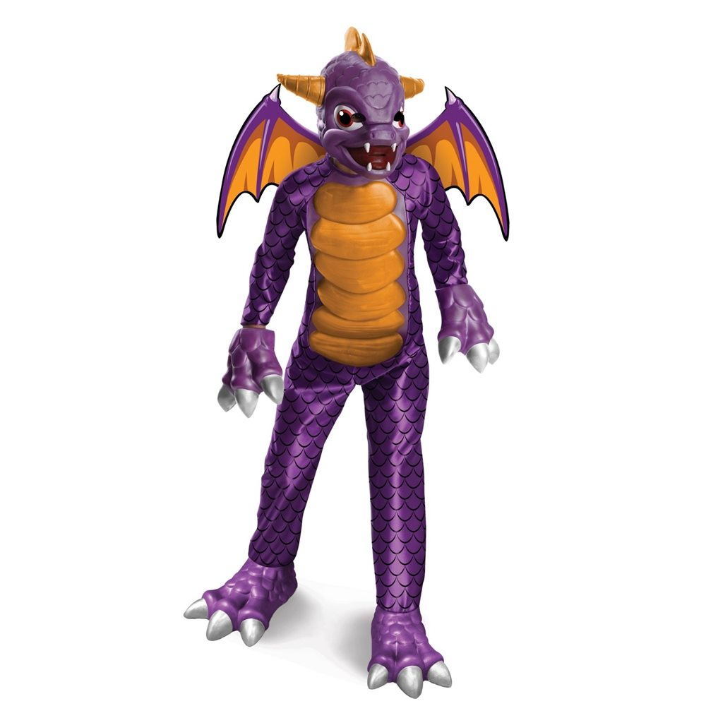 Picture of Skylanders Spyro Deluxe Child Costume