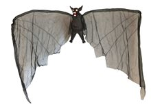Picture of Halloween Dropping Bat with Wings