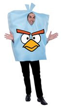 Picture of Angry Birds Space Ice Bomb Bird Costume Adult