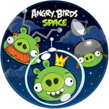 Picture of Angry Birds Space Dessert Plates