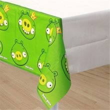 Picture of Angry Birds Paper Tablecover