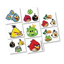 Picture of Angry Birds Tattoos