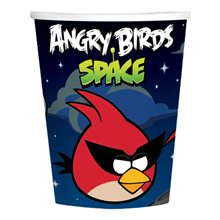 Picture of Angry Birds Space 9oz Cups 8ct