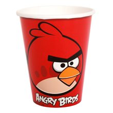 Picture of Angry Birds 9oz Cups 8ct