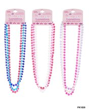 Picture of Princess Bead Necklace 3pc