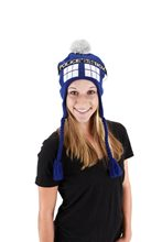 Picture of Doctor Who TARDIS Laplander Hat