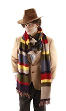 Picture of Doctor Who Deluxe Scarf
