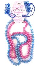 Picture of Princess Expressions Necklace and Ponytail Set 4pc