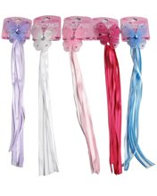 Picture of Princess Butterfly Ponytail with Ribbon
