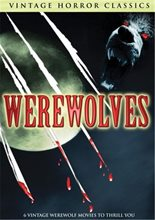 Picture of Vintage Horror Classics Werewolves2 Dvd Set