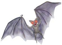 Picture of Light Up Demon Bat