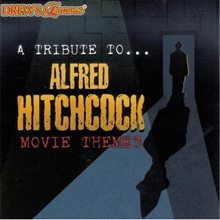 Picture of Drew's Famous Tribute to Alfred Hitchcock