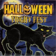 Picture of Fright Fest DJ Audio CD