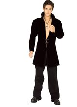 Picture of Warlock Vampire Adult Mens Jacket
