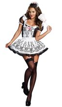 Picture of Maid to Order Adult Womens Costume