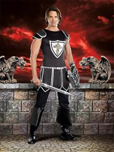 Picture of One Hot Knight Adult Male Costume